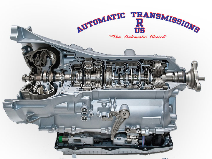 ZF 8-Speed Auto | Automatic Transmissions R Us